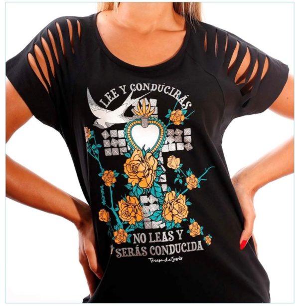 Camiseta Tesoros