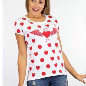 Camiseta Anne