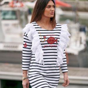 Vestido Pez