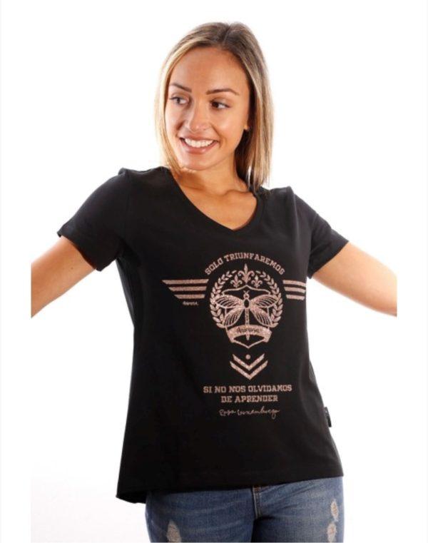 Camiseta Triunfaremos