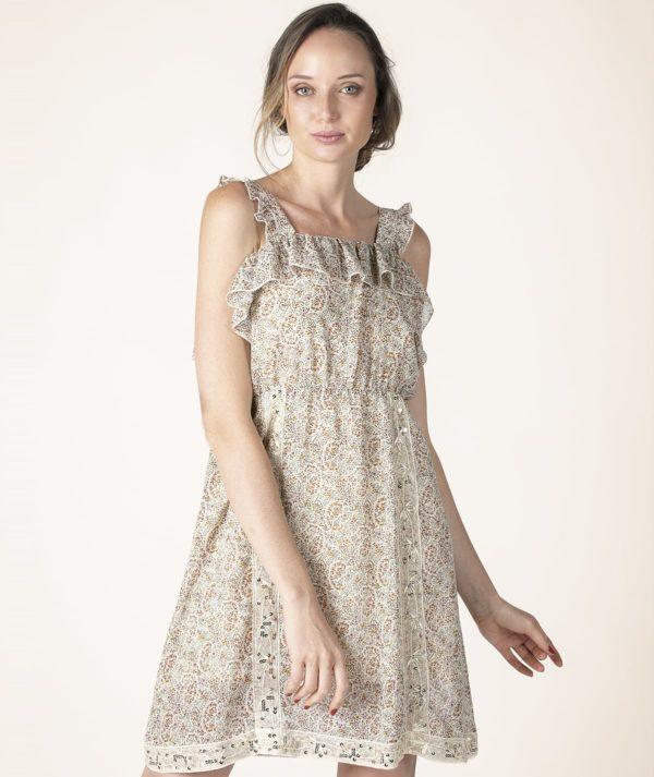 Vestido Mai Blanco