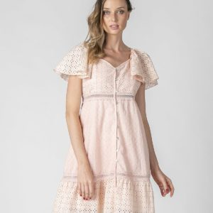 Vestido Hana Rosa