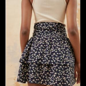 Falda corta estampado Daisy de Maggiesweet