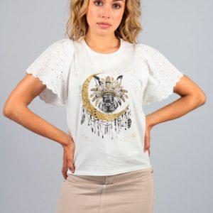 Camiseta Diosa Ixchel de Animosa