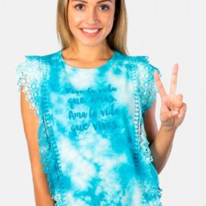 Camiseta Tie-Dye Ama de Animosa
