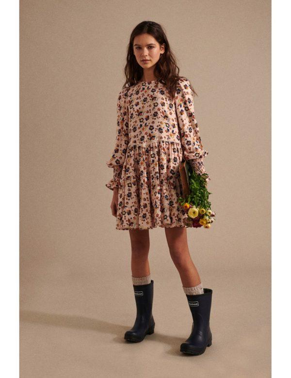 Vestido estampado de flores Allison de Maggiesweet
