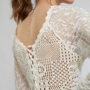 Blusa Protea de Nüd
