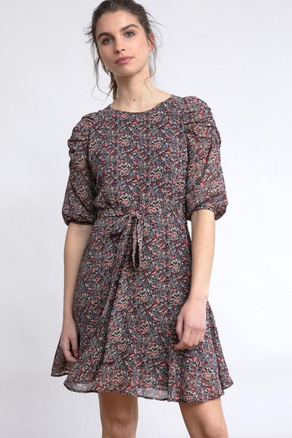 Vestido estampado Italiana de Nüd