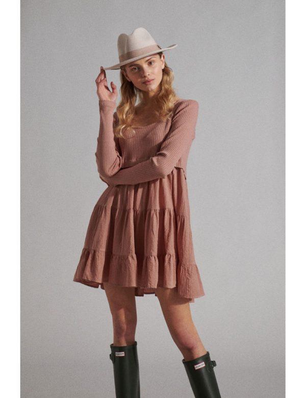 Vestido Jane en rosa de Maggiesweet